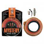 Набор проводов для усилителя MYSTERY MAK 4.08